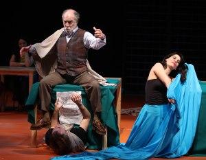 El Pimiento Verdi, en los Teatros del Canal.